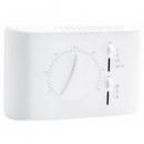 CRF 06 Programozható elektronikus fali fan-coil termosztát