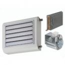 XT-CA radiálventilátoros fűtő thermoventilátor melegvizes kaloriferrel