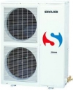 S-Therm DC Inverter levegő-víz hőszivattyú kültéri egységek